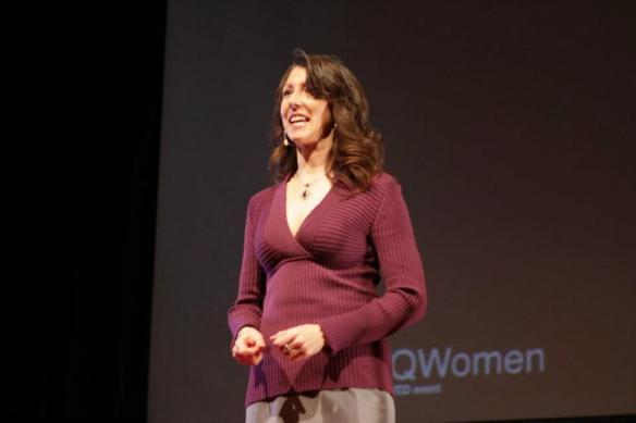 TEDxABQ Women 2012, Susana Rinderle